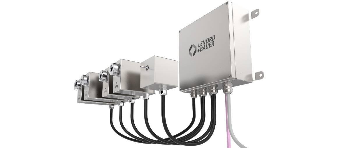 Lineair units met verstelmotoren
