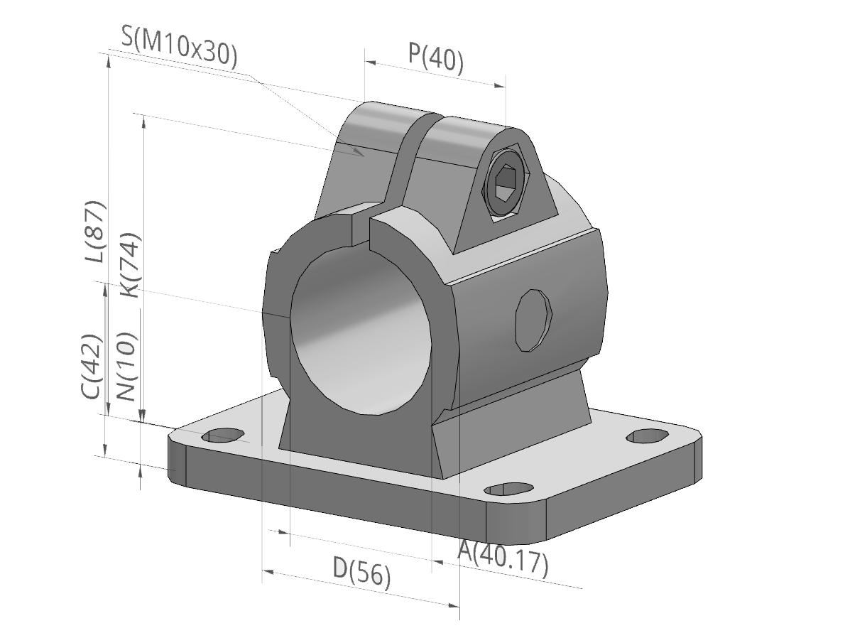 RK Rose+Krieger buisverbinders CAD-data
