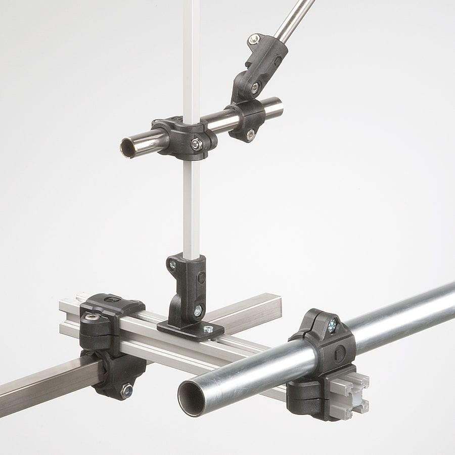 RK Rose+Krieger Light Clamps (kunststof) buisverbinders