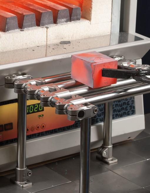RK Rose+Krieger Robust Clamps (RVS) buisverbinders sterk