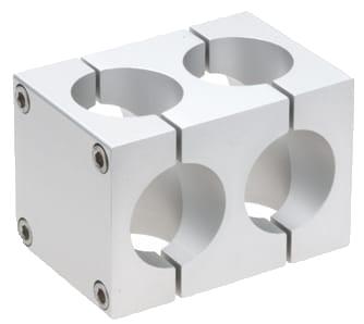 RK Rose+Krieger Solid Clamps (aluminium) buisverbinders quad® design