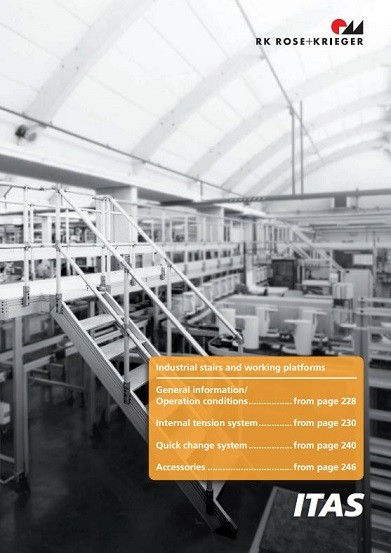 RK Rose+Krieger ITAS-systeem catalogus