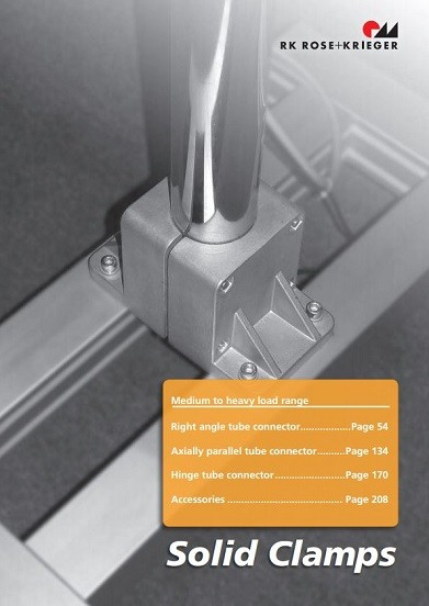 RK Rose+Krieger Solid Clamps catalogus